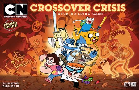 Cartoon Network: Crossover Crisis Deckaufbauspiel(engl.)