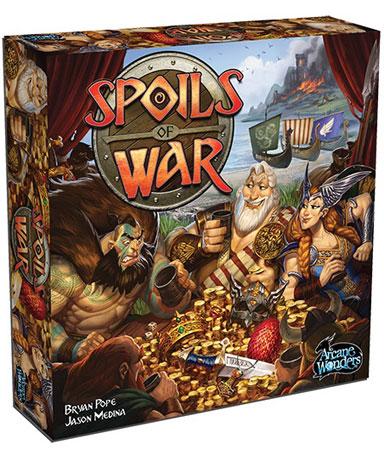 Spoils of War (engl.)