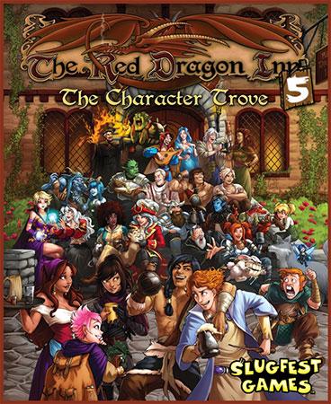 The Red Dragon Inn 5 (engl.)