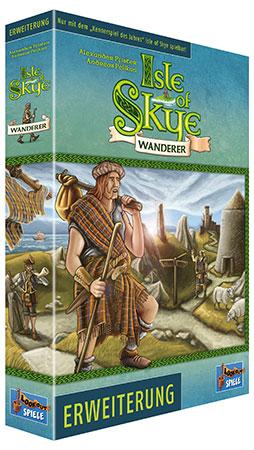 Isle of Skye - Wanderer Erweiterung