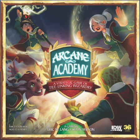 Arcane Academy (engl.)
