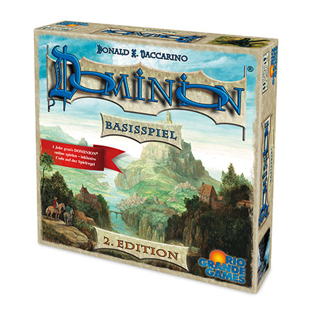 Dominion® - Basisspiel - 2nd Edition