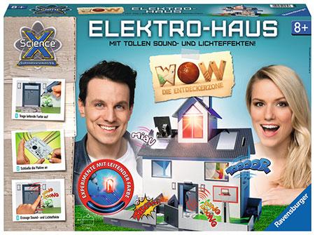 ScienceX - WOW 3D Elektrohaus (ExpK)