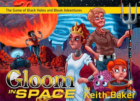 Gloom in Space (engl.)