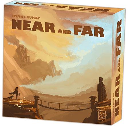Near and Far - Kickstarter Edition (engl.)