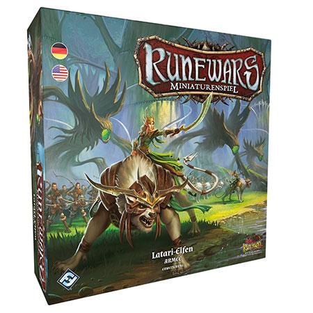 Runewars - Miniaturenspiel - Latari-Elfen Armee Erweiterung