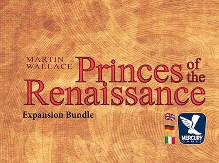 Fürsten der Renaissance - Erweiterungspack (multilingual)