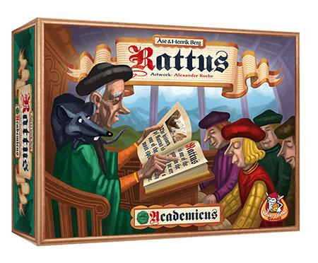 Rattus - Academicus Erweiterung