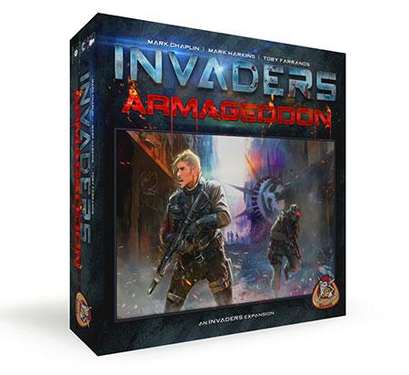 Invaders - Armageddon Erweiterung