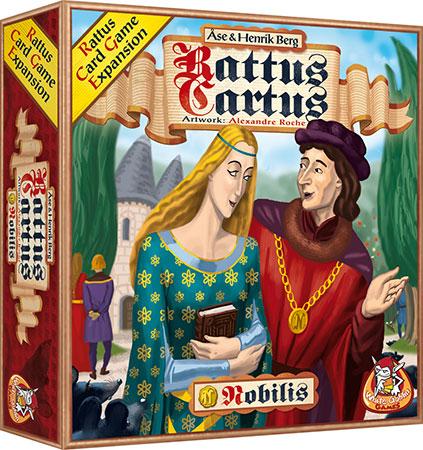 Rattus Cartus - Nobilis Erweiterung