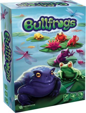 Bullfrogs (engl.)