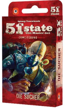 51st State - Die Sucher Erweiterung