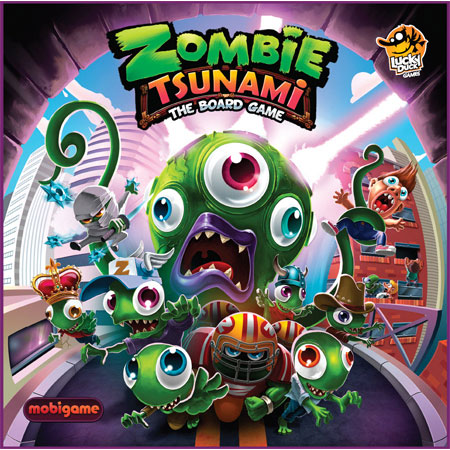 Zombie Tsunami - Base Set