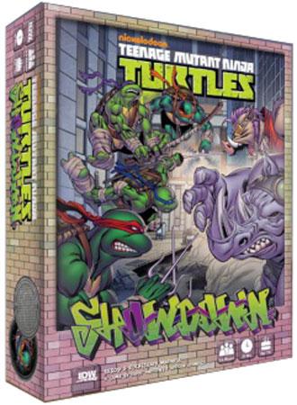 Teenage Mutant Ninja Turtles - Showdown (engl.)