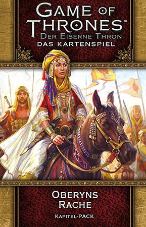 Der Eiserne Thron - Das Kartenspiel 2. Edition - Oberyns Rache (BuG 5)