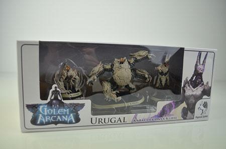 Golem Arcana: Urugal - Kabal der Onyx-Kliffe Erweiterung