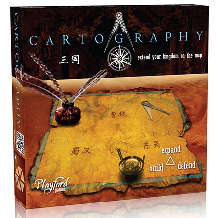 Cartography (engl.)