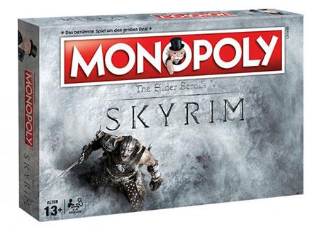 Monopoly - Skyrim