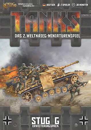 TANKS: German StuG G Erweiterungspack