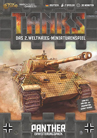 TANKS: German Panther/Jagdpanther Erweiterungspack