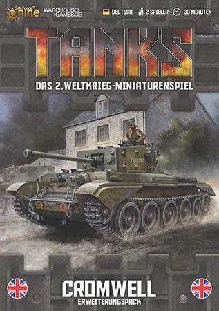 TANKS: British Cromwell Tank Erweiterungspack