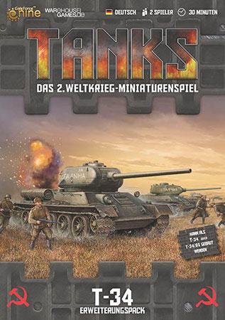 TANKS: Soviet T-34/T-34/85 Erweiterungspack