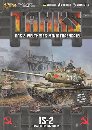 TANKS: Soviet IS-2/IS-85 Erweiterungspack