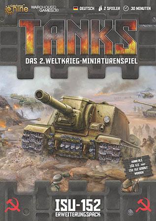 TANKS: Soviet ISU122/ISU152 Erweiterungspack