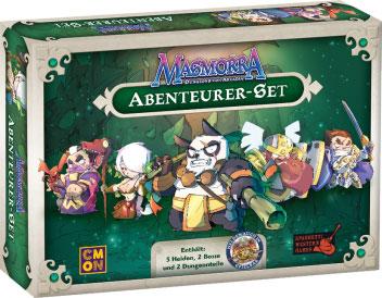 Masmorra - Abenteurer-Set Erweiterung