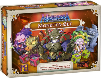 Masmorra - Monster-Set Erweiterung