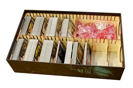 The Broken Token - Sortiereinlage für Ascension aus Holz