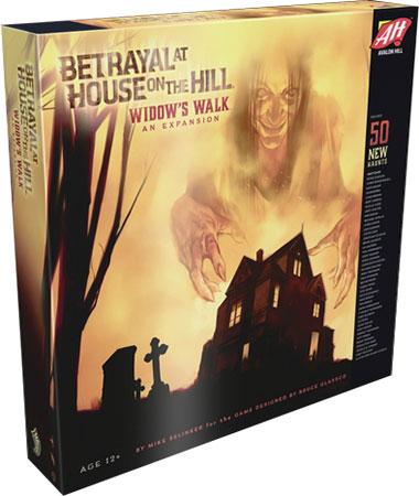 Betrayal at House on the Hill - Widow´s Walk Erweiterung (engl.)