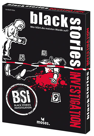 Black Stories - Investigation (BSI)