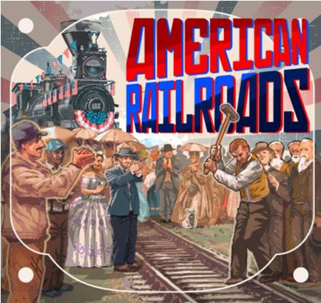 Russian Railroads - American Railroads Erweiterung
