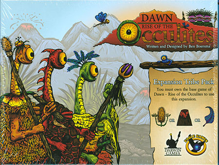 Dawn - Rise of the Occulites - Nimbus Tribe Erweiterung (bemalte Miniaturen)