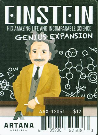 Einstein - Genius Expansion (engl.)