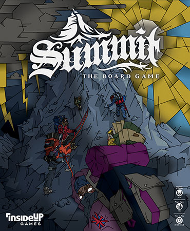 Summit - The Board Game (engl.)