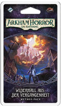 Arkham Horror - Das Kartenspiel - Widerhall aus der Vergangenheit (Mythos-Pack Carcosa 1)