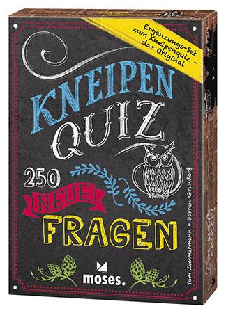 Kneipenquiz - 250 Neue Fragen Erweiterung