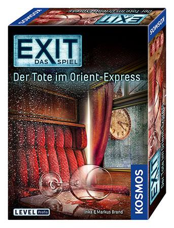 EXIT - Das Spiel - Der Tote im Orient-Express
