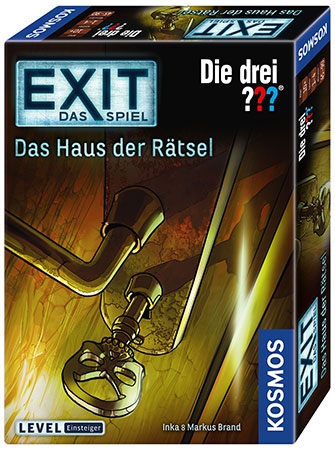 EXIT - Das Spiel - Das Haus der Rätsel
