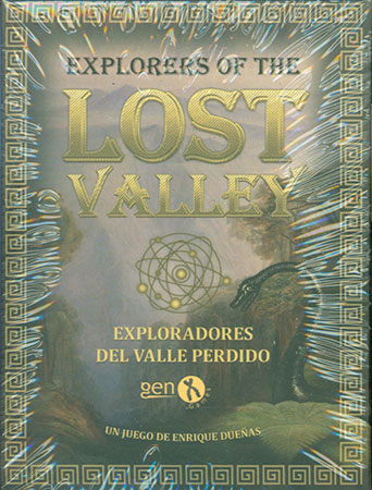 Explorers of the Lost Valley (engl.)