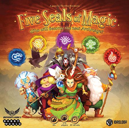 Five Seals of Magic (engl.)