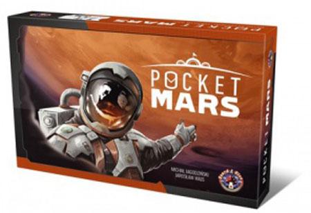 Pocket Mars (engl.)