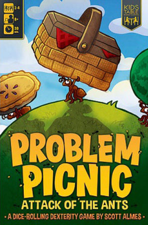 Problem Picnic - Attack of the Ants (engl.)
