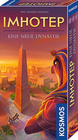 Imhotep - Eine neue Dynastie Erweiterung