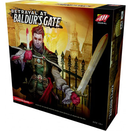 Betrayal at Baldur´s Gate (engl.)