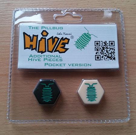 Hive - Die Assel Erweiterung für Hive Pocket