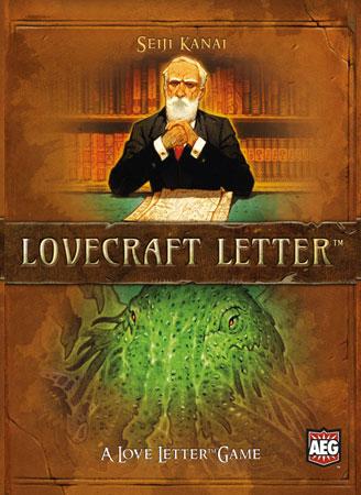 Lovecraft Letter (engl.)