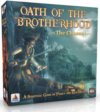 Oath of the Brotherhood (engl.)
